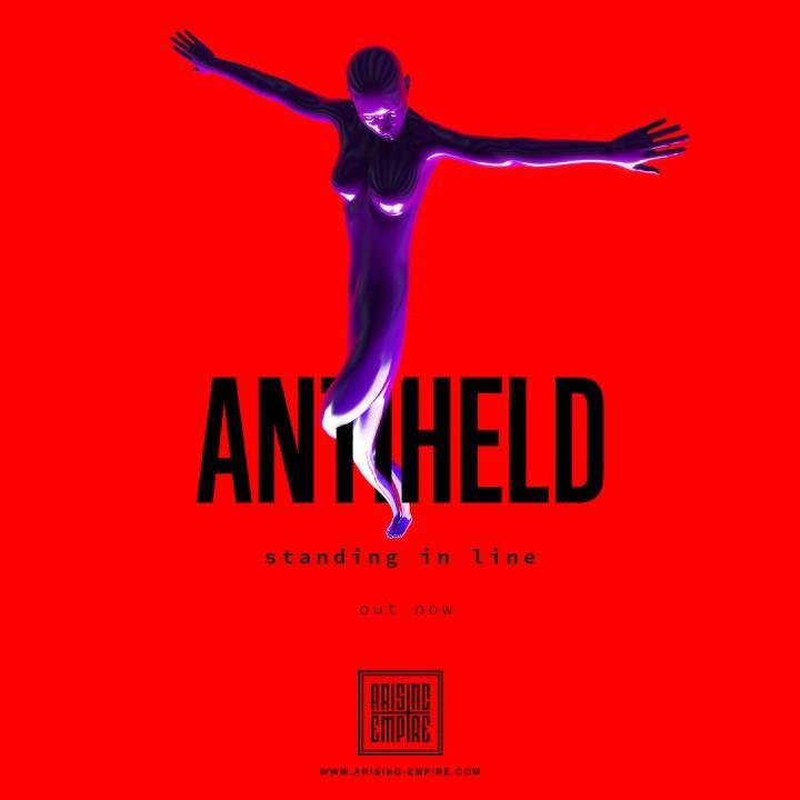 Antiheld release new single 'standing in line'