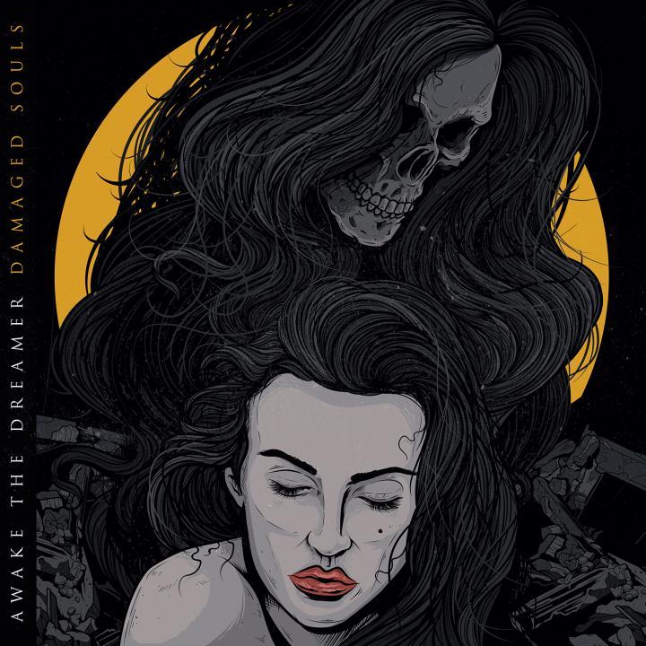 Awake The Dreamer release new album»Damaged Souls«