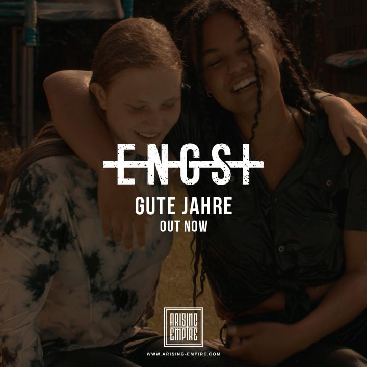 Engst release new single 'Gute Jahre' from upcoming EP »Vier Gesichter«