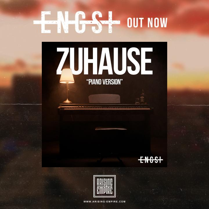 Engst release new single 'Zu Hause' piano version