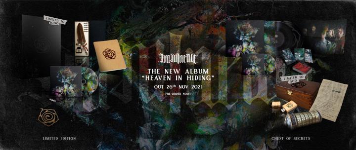 Imminence announce new album »Heaven In Hiding«
