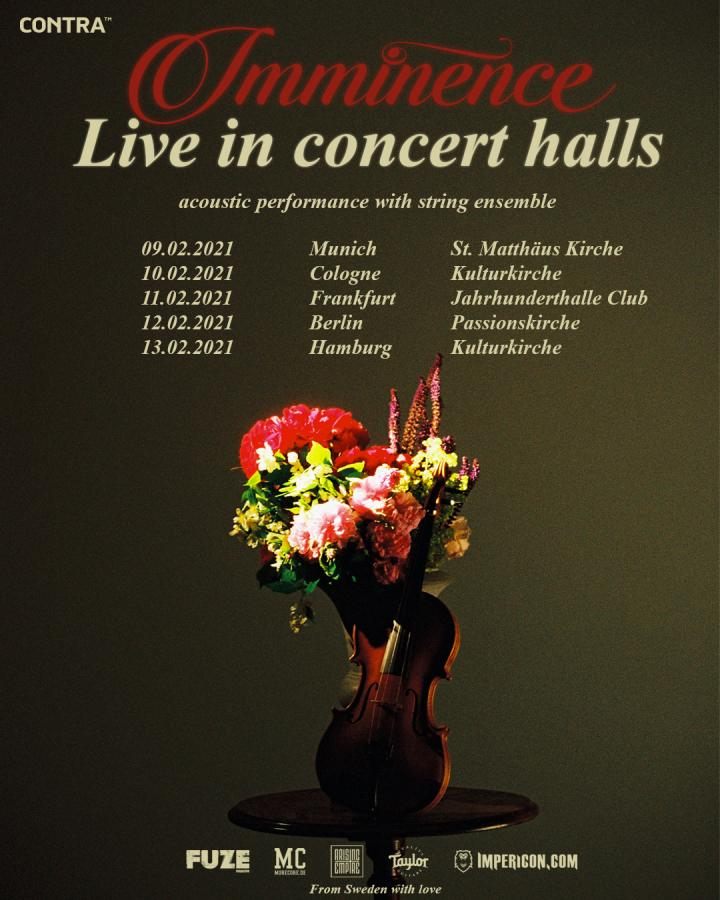 IMMINENCE: Live In Concert Halls