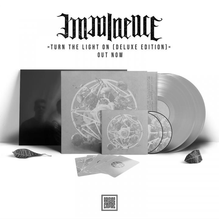 Imminence release »Turn The Light On (Deluxe Edition)«
