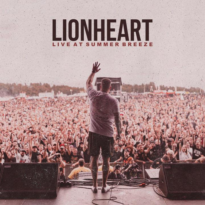 Lionheart release first ever live-album »Live At Summer Breeze«
