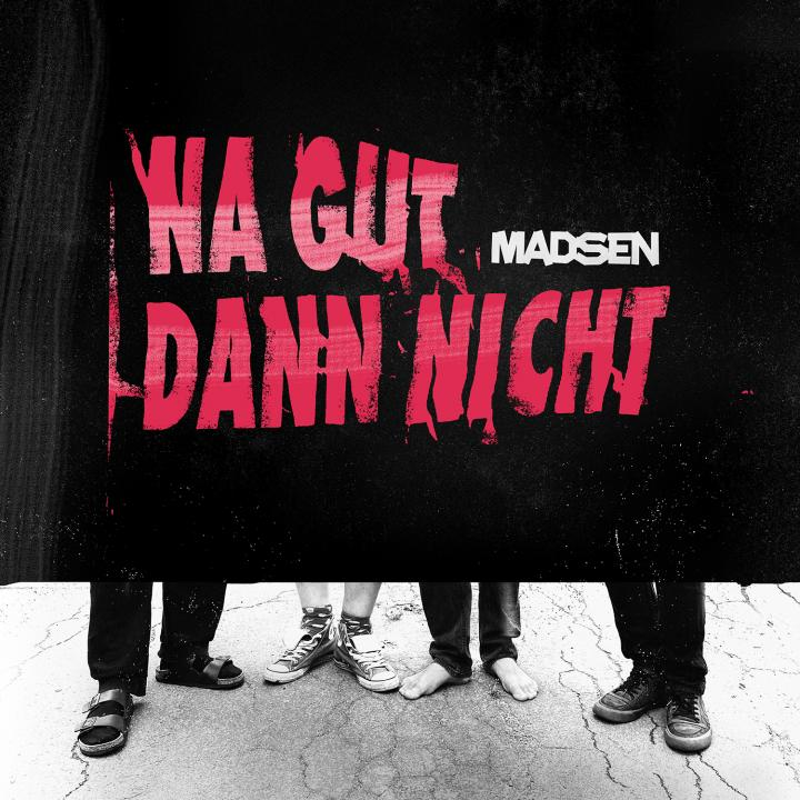 Madsen release their new album & donation for Sea-Watch