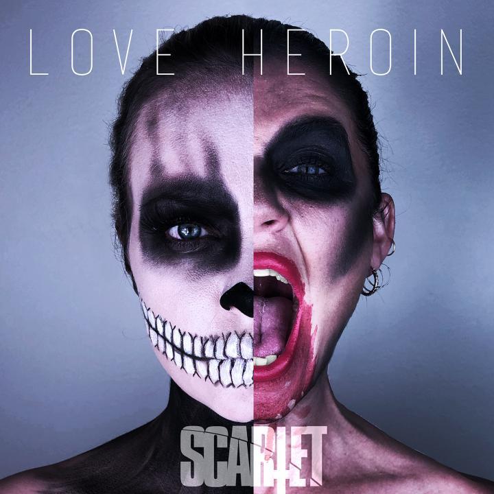 Scarlet release new single 'Love Heroin'