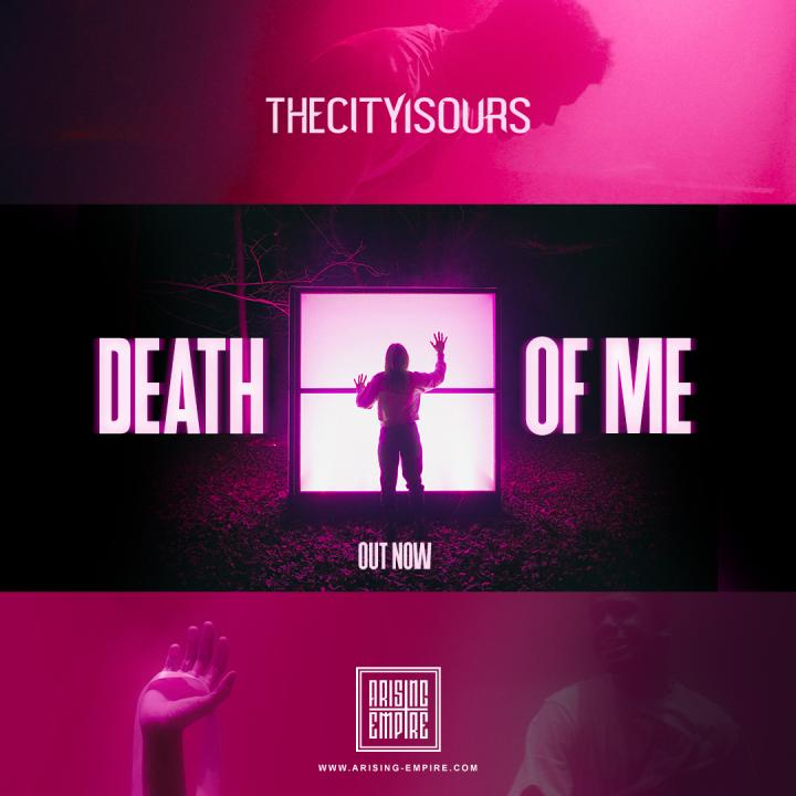 TheCityIsOurs release new single 'Death Of Me'