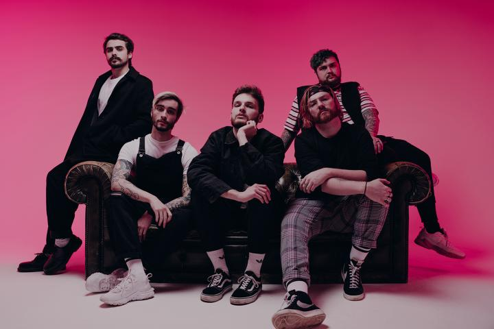 TheCityIsOurs release new single 'So Sad' from upcoming album »COMA«