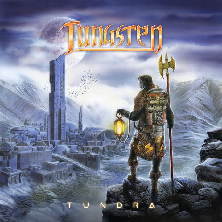 Tungsten release their brand new album »Tundra«
