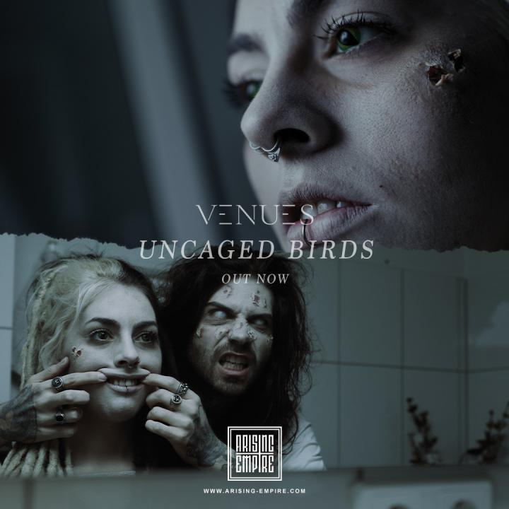 Venues release new single 'Uncaged Birds'